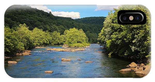 Youghiogheny River IPhone Case