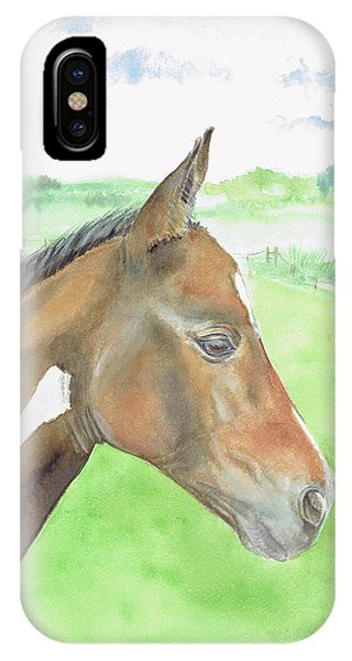 Young Cob IPhone Case