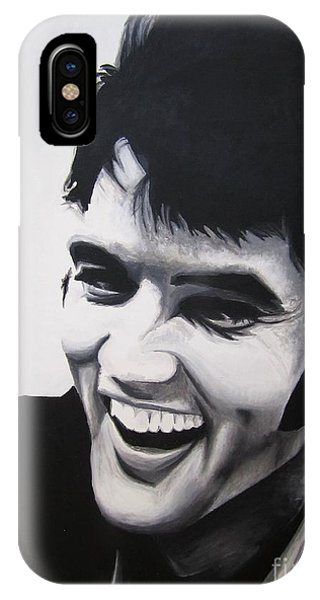 Young Elvis IPhone Case