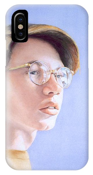 Young Nate IPhone Case