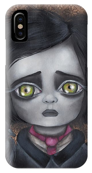 Young Poe IPhone Case