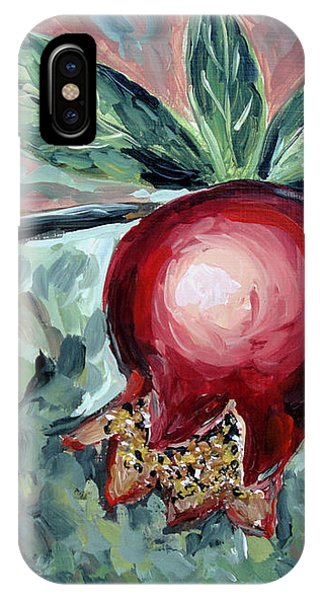 Young Pomegranate IPhone Case