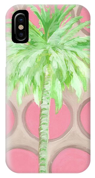 Your Highness Palm Tree IPhone Case