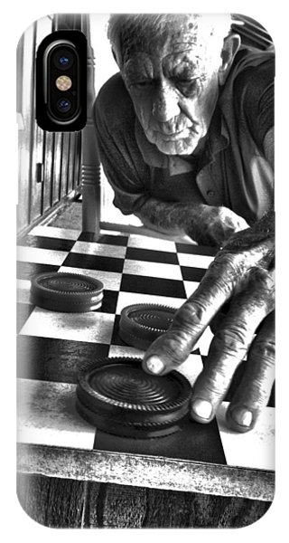 Your Move Dad Bw Art IPhone Case