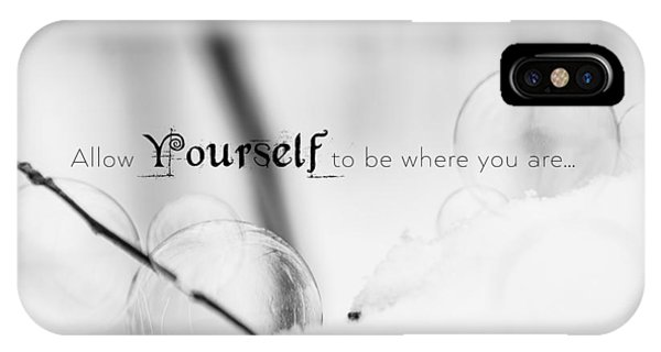 Yourself IPhone Case