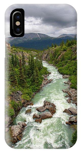 Yukon River IPhone Case