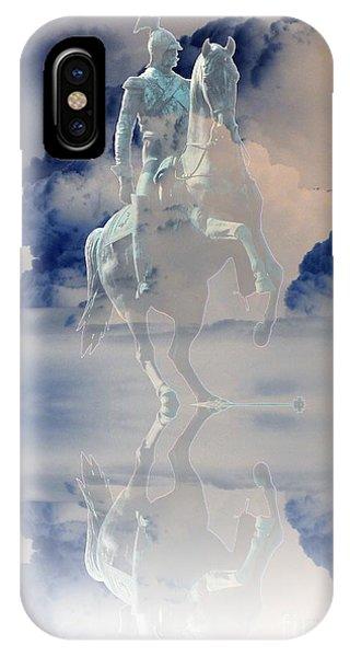 She iPhone Case - Yury Bashkin The Reflection Of The Emperor by Yury Bashkin