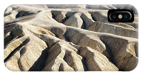 Zabriskie Point Badlands IPhone Case