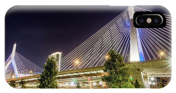 Zakim Bridge IPhone Case