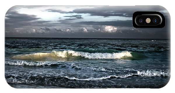 Zamas Beach #11 IPhone Case