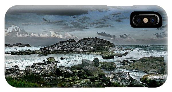 Zamas Beach #14 IPhone Case