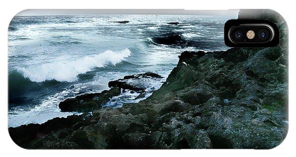Zamas Beach #5 IPhone Case