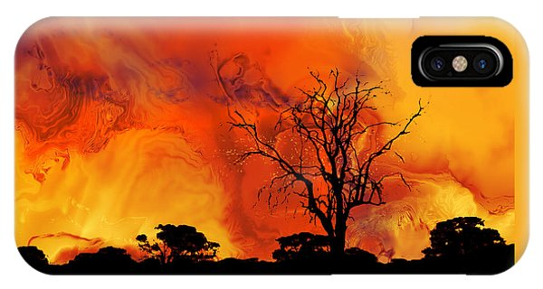 Zambian Dreams IPhone Case