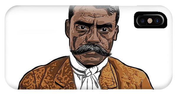 Zapata IPhone Case