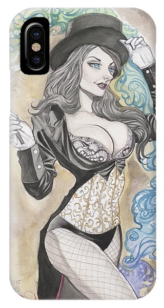 Zatanna Zatara IPhone Case