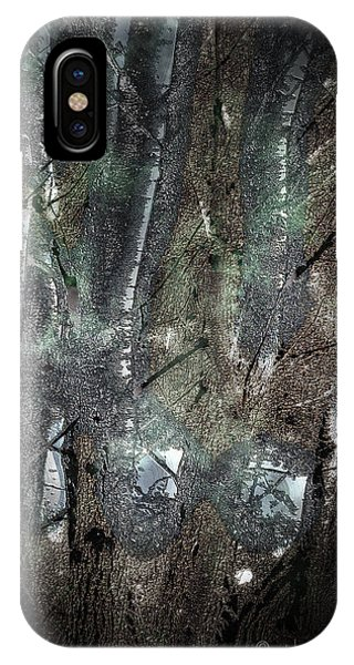 Zauberwald Vollmondnacht Magic Forest Night Of The Full Moon IPhone Case