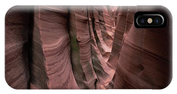 IPhone Case featuring the photograph Zebra Canyon by Edgars Erglis