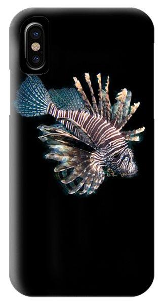 Zebrafish IPhone Case