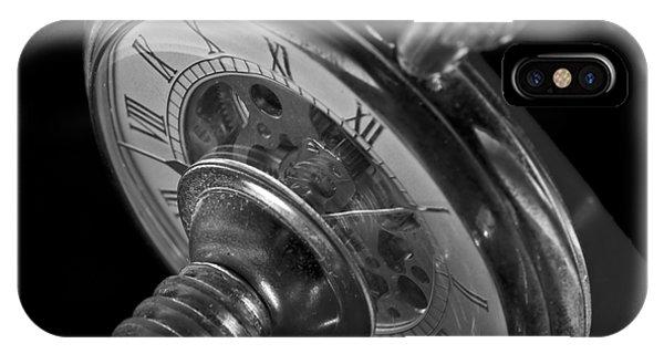 Zeitdruck Time Pressure IPhone Case