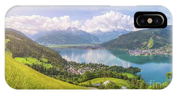Zell Am See - Alpine Beauty IPhone Case