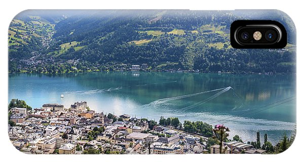 Zell Am See Austria IPhone Case