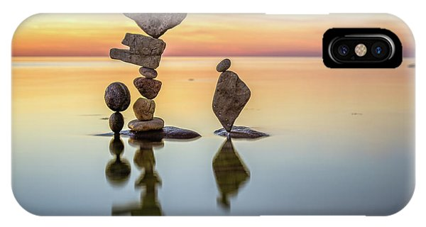 Zen Art IPhone Case
