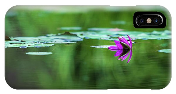 Zen Blossom IPhone Case