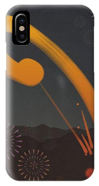 Zen Celebration IPhone Case