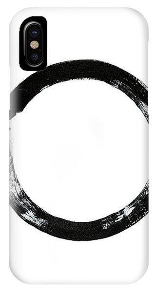 Zen Circle IPhone Case
