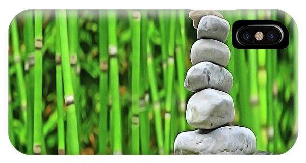 iPhone Case - Zen Garden by Harry Warrick