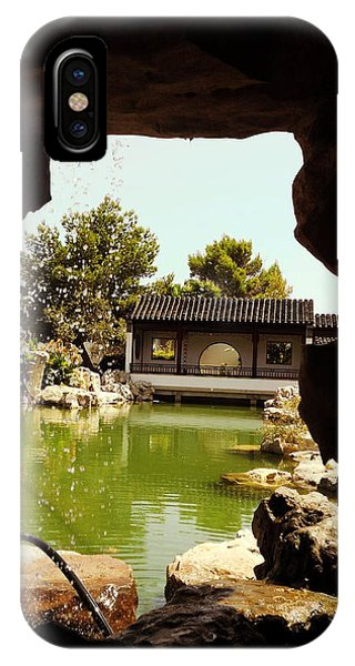 Zen Garden IPhone Case