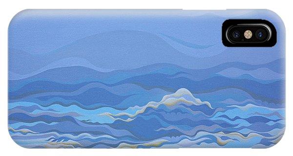 Zen Sky IPhone Case