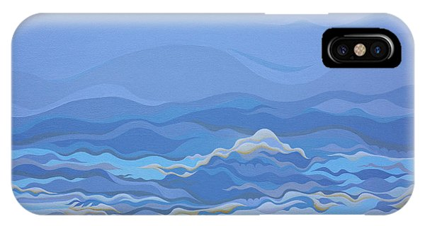 Zen Sky IPhone Case