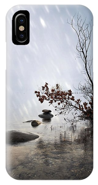 Zen Stones IPhone Case