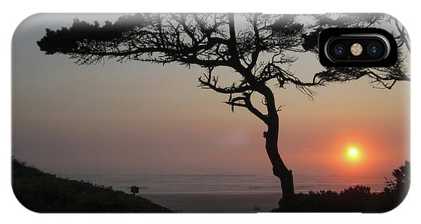 Zen Sunset IPhone Case