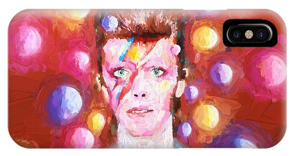 Ziggy Stardust  IPhone Case