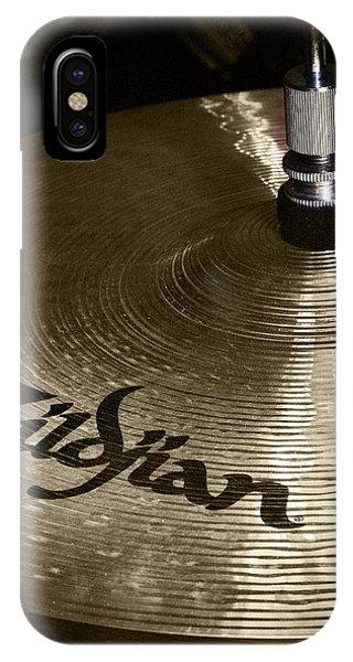 Zildjian Cymbal IPhone Case