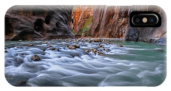 Zion Narrows IPhone Case