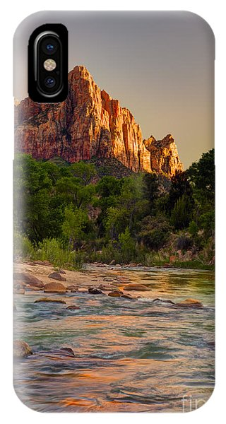 Zion Sunet IPhone Case
