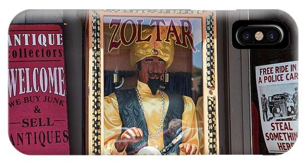 Zoltar Speaks IPhone Case