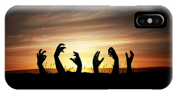 Zombie Apocalypse IPhone Case