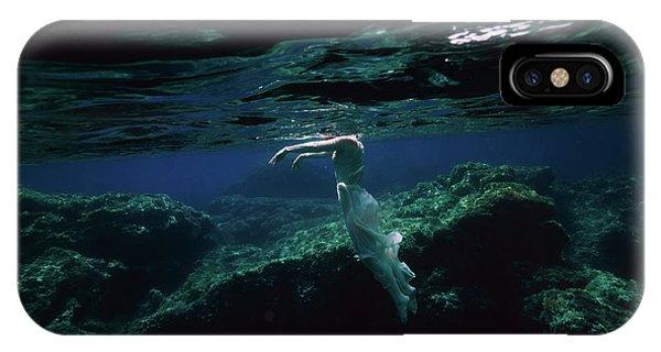 Zombie Mermaid IPhone Case