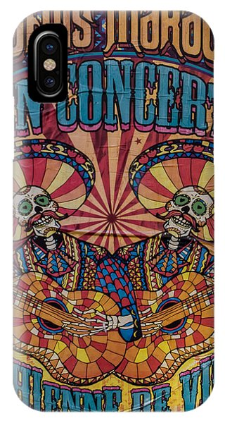 Zoufris Maracas Poster IPhone Case