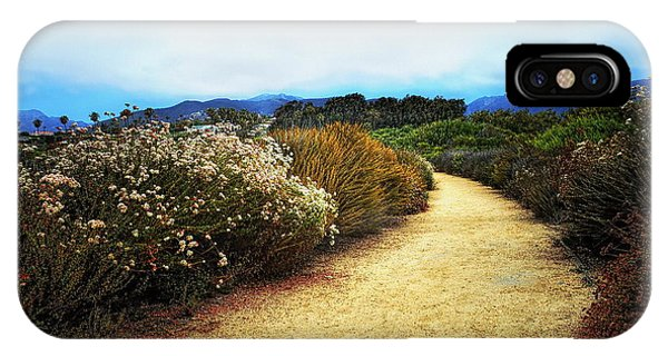 Zuma Beach Pathway IPhone Case