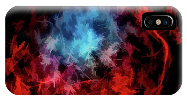 Abstract 53 IPhone Case