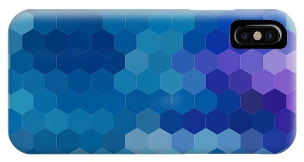 Space iPhone Case - Abstract Background For Design by Melamory