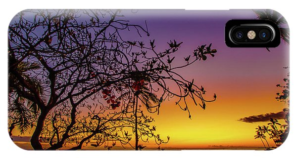 After Sunset Colors IPhone Case