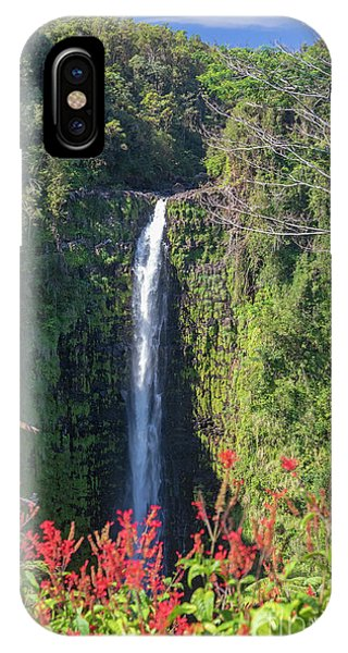 Akaka Falls IPhone Case