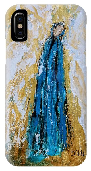 Angel Of Sympathy IPhone Case