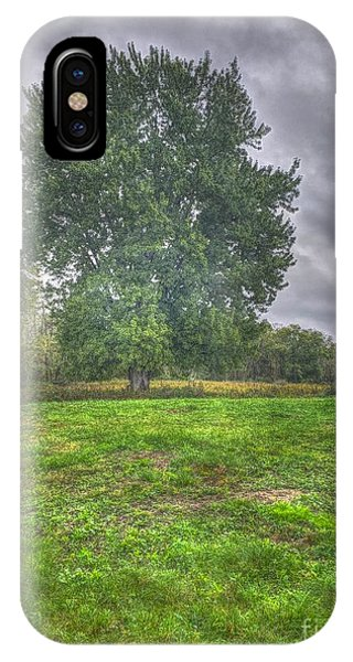 Blacklick Circle Earthwork IPhone Case